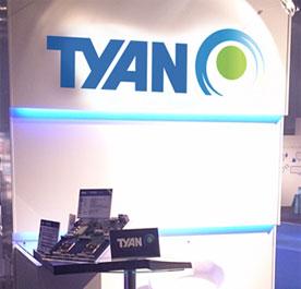 TYAN at ISS EMEA 2014