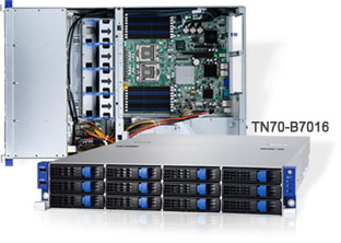 TN70-B7016: Cloud Platform with greater capacity targets SMB